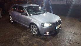 Audi a3 s line 2007