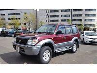 Toyota landcrusier colarodo 3.0l d 4x4 .swap .partexchange for car