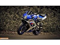Wanted - Suzuki gsxr 600 k6 onwards. Cash waiting...
