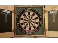 Phil Taylor dartboard
