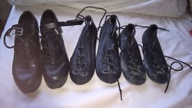 irish dancing heavy and soft shoes bundle size 2.5, 3.5 and 2
