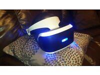 PS VR BOXED + CAMERA V2 *SWAPS/SALE*