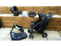 Mothercare Deluxe Pram (sold)