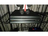 PlayStation 4 pro 4k 2 games