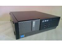 Dell OptiPlex 3020 SFF Core i5 - 4590 4TH GEN@ 3.30GHz 4GB RAM 500GB HDD Win 10 Pro