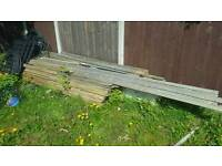 Joblot timber for sale