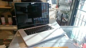 Macbook Pro 15 - 2012 - A1286 - i7 3615QM 2.3Ghz, 8Gb RAM, 240Gb SSD (New drive). , 1 Year Warranty, Free Shipping !