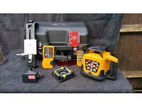 Proline FRE203 Automatic Self Levelling Laser Level c/w Tripod & Staff