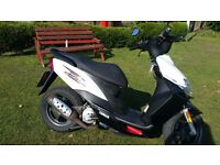 Scooter Yamaha jog rr moped really good condition