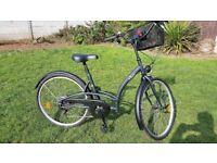 Ladies BTWIN Elops City Bike - 5 speed