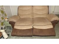 dfs sofa and armchair reclinners