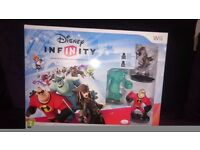 Boxed wii Disney infinity starter pack