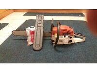 Chainsaw for sale,Petrol, Brand New unused, 20 inch bar