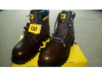 Genuine Cat boots, brand new in the box