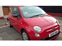 FOR SALE: FIAT 500 2015