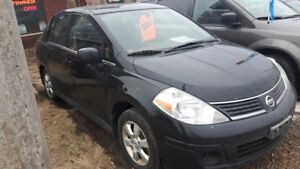 2007 Nissan Versa - CERTIFIED & EMISSIONS TESTED