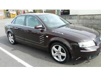 Audi a4 quattero sports salon