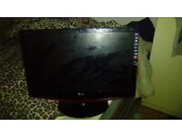 LG TV 22'' Full HD 1080 in beautiful condition