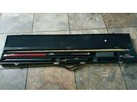Riley Ronnie Signature Series 3 Piece Snooker Cue and Case