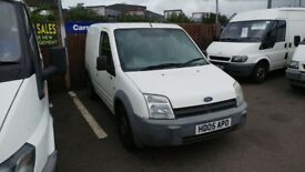 Ford Transit Connect 200D SWB 2005 1.8 Litre FULL YEARS MOT