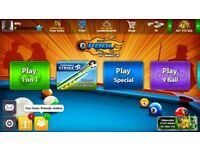 100 million 8 ball pool coins credited to your account