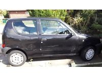 FIAT SEICENTO 2003 FOR SALE - A MUST SEE CAR, ONE OWNER FROM NEW, LOW MILLAGE, FULL SERVICE HISTORY