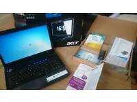 Laptop ACER ASPIRE 6930 G Intel core 2 duo processor t5800 box, all documents and charger