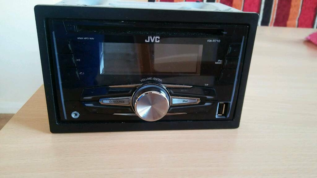 car stereoin Witham, EssexGumtree - for sale car, stereo JVC. with usb and CD