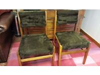 2 X Cumbrae Chairs in Great Condition