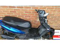 kymco agility 125 spears or repair