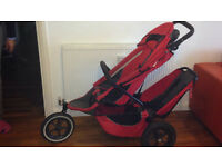 Phil and Teds double buggy - Sport version