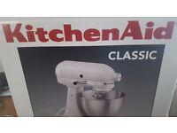 New Kitchenaid classic stand mixer