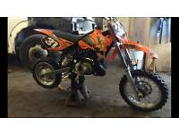 Ktm 50 sx swap kx65 ktm65 why?