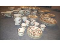 Vintage Indian Tree pattern Crockery - Johnson Bros / Maddock - in Bristol