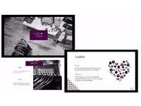 Freelance Presentation Designer / Graphic Designer