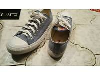 Converse trainers size 8