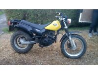 Yamaha TW 125cc Road Legal NEW MOT