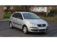 VW Polo 1.2, Fantastic Condition, New MOT, Service, Warranty
