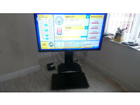 """BLAUPUNKT 50"""" LCD TELEVISION ON STAND"""