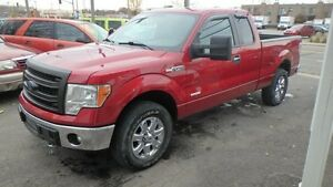 2013 Ford F-150 XTR, 4X4, ÉCO BOOST, LIQUIDATION! towing package