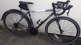 Raleigh Maverick Tour Bike 52cm frame in amazing condition - hardly used