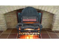 Electric Fire 2kw (Belling Medieval) £30