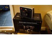 Blackmagic Cinema Camera EF 2.5k with DaVinci Resolve dongle