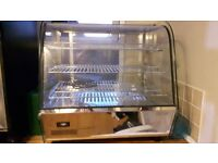 Commercial Heated Catering Display Unit Like New £400 O.N.O.