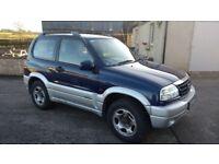 Suzuki Grand Vitara 2004 4x4
