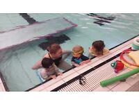 Private or semi-private swim lessons for children in Bournemouth area