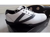 Mens size 10 Callaway golf shoes