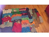 Boys 4-5 year bundle. Large