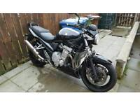 SUZUKI BANDIT 650 GOOD CONDITION FEW EXTRAS