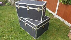 2 x Storage Trunks